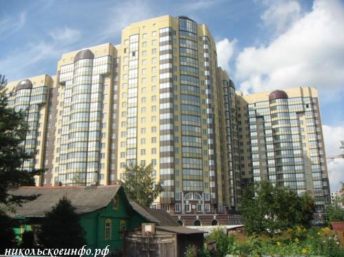 Недалеко от станции метро девяткино возводится новый жилой комплекс десяткино 20