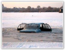 В Санкт-Петербурге и Ленобласти запретили выход на лед водоемов