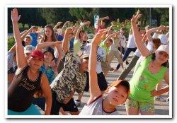 Детский физкультурно-оздоровительный лагерь.