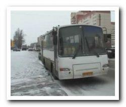 """Аварийные маршрутки стали поводом для операции """"Автобус"""""""