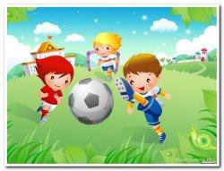В «Лигу школьного спорта» и детей и их родителей