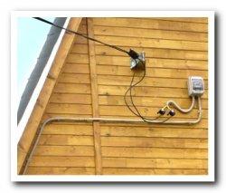 Как подключить электричество на даче в Ленобласти
