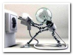 Электроэнергию могут отключить, помните простые правила на этот случай