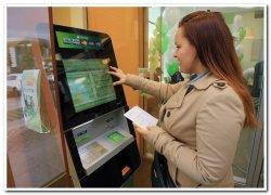 Более 7 миллионов жителей Северо-Запада предпочитают безналичные платежи с помощью карт Сбербанка