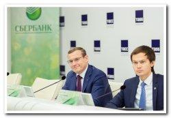 В Санкт-Петербурге наградили 2-миллионного пользователя «Сбербанк Онлайн» на Северо-Западе