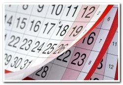 Выходные дни в январе решено перенести на 7 марта и 3 мая