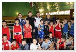 Открытый ринг в Отрадном