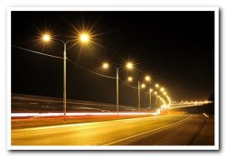 Поселки Тосненского района Ленобласти осветят на 40 миллионов